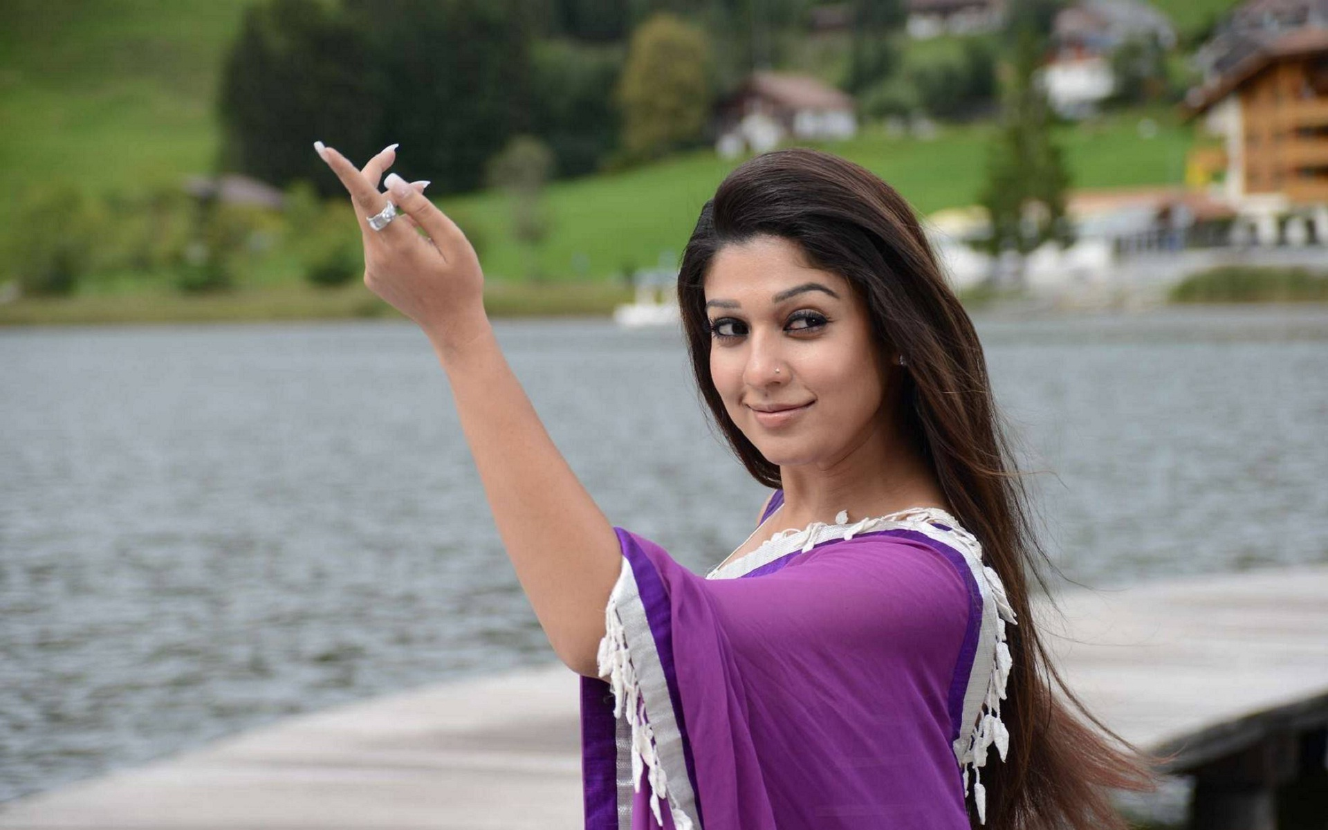 nayanthara charming and stylish actress photos