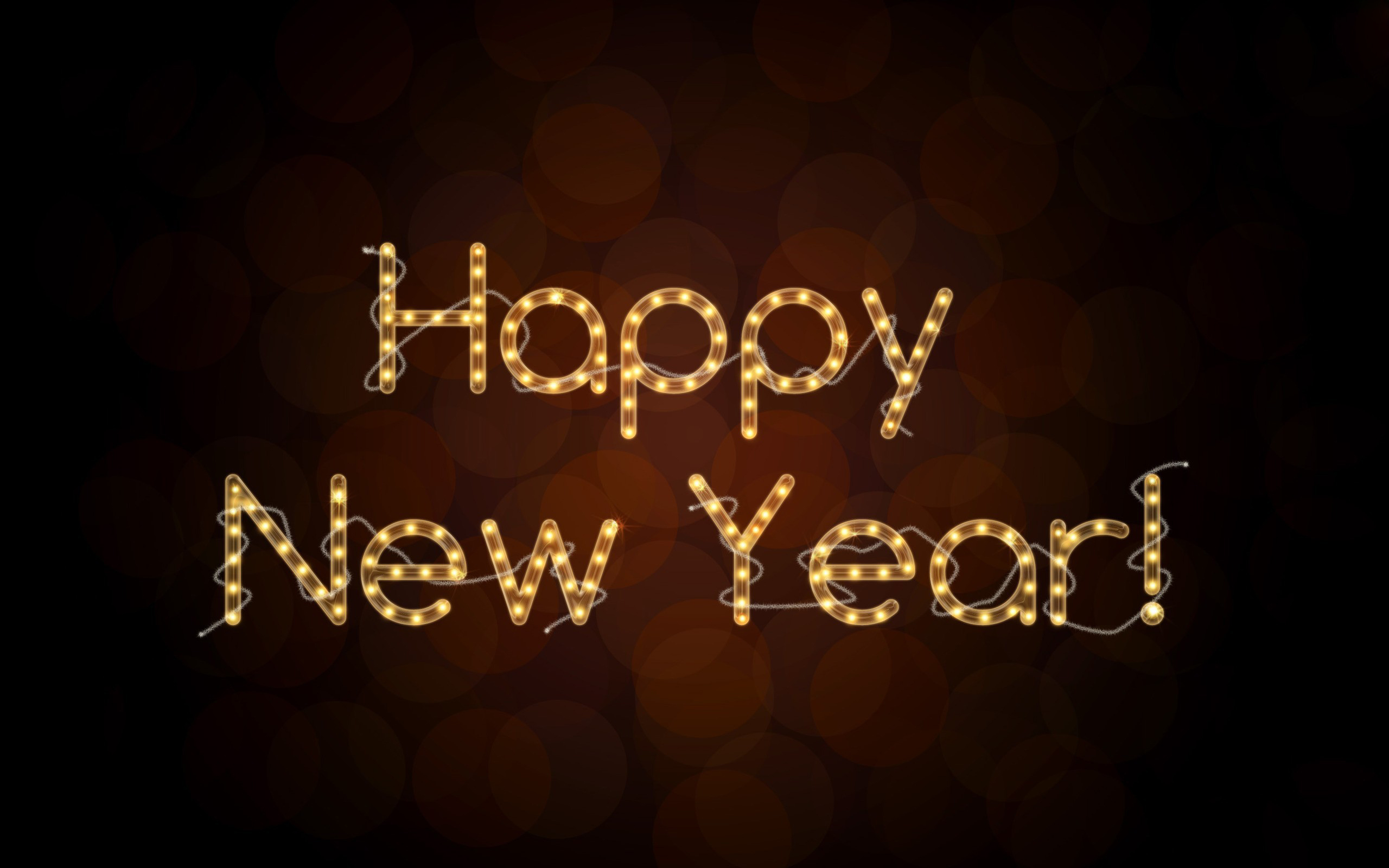 Hd Pleasant Happy New Year Image