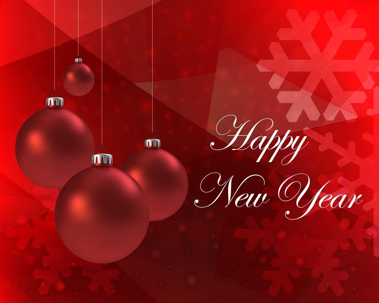 latest happy new year hd background