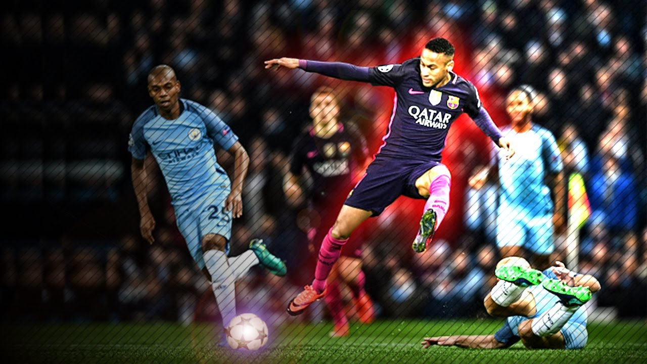 desktop neymar football soccer player hd free kick ball mobile bakground download pictures