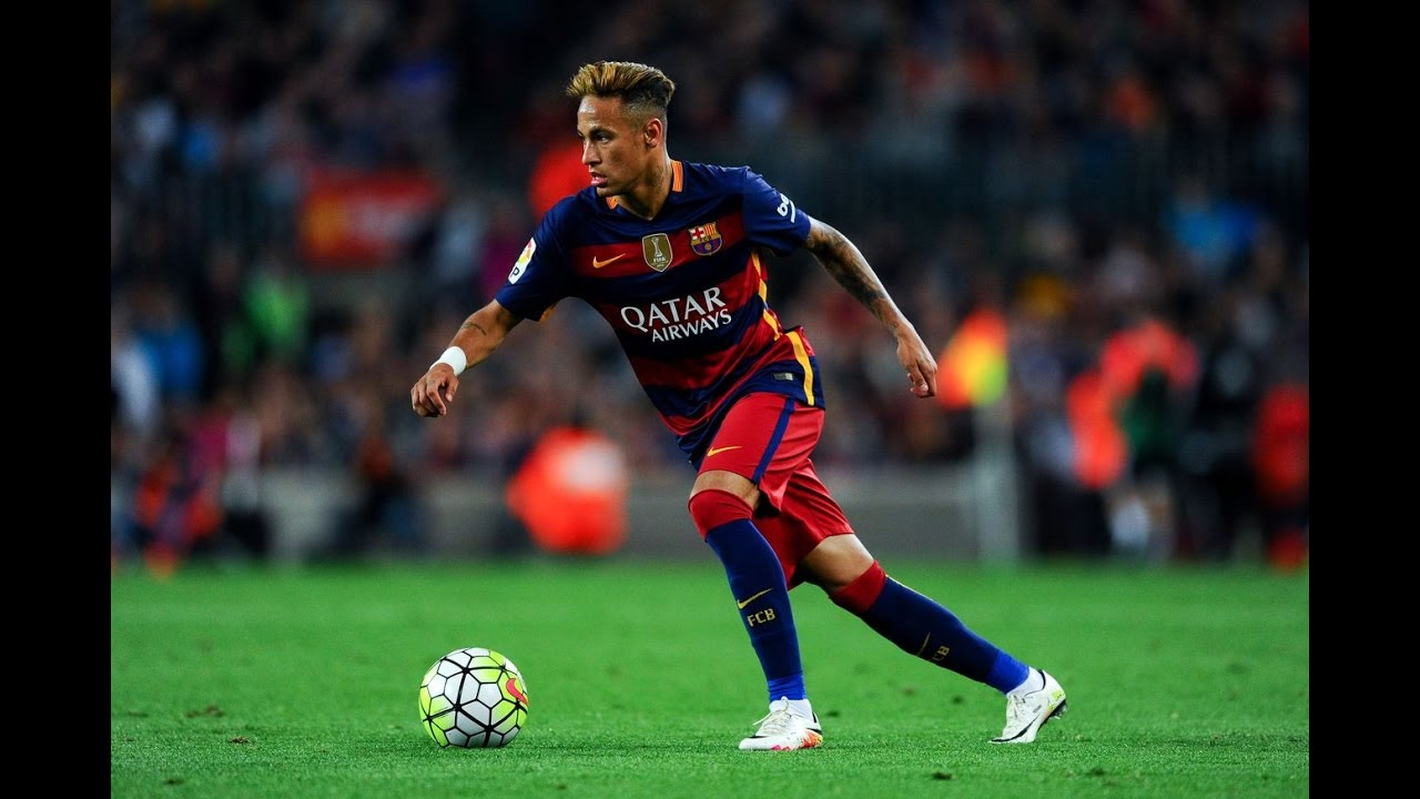 download neymar football soccer player hd free kick ball mobile bakground desktop pics