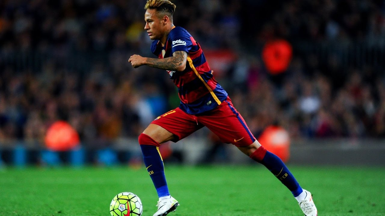 free neymar football soccer player hd ball with run mobile desktop bakground download wallpaper photos