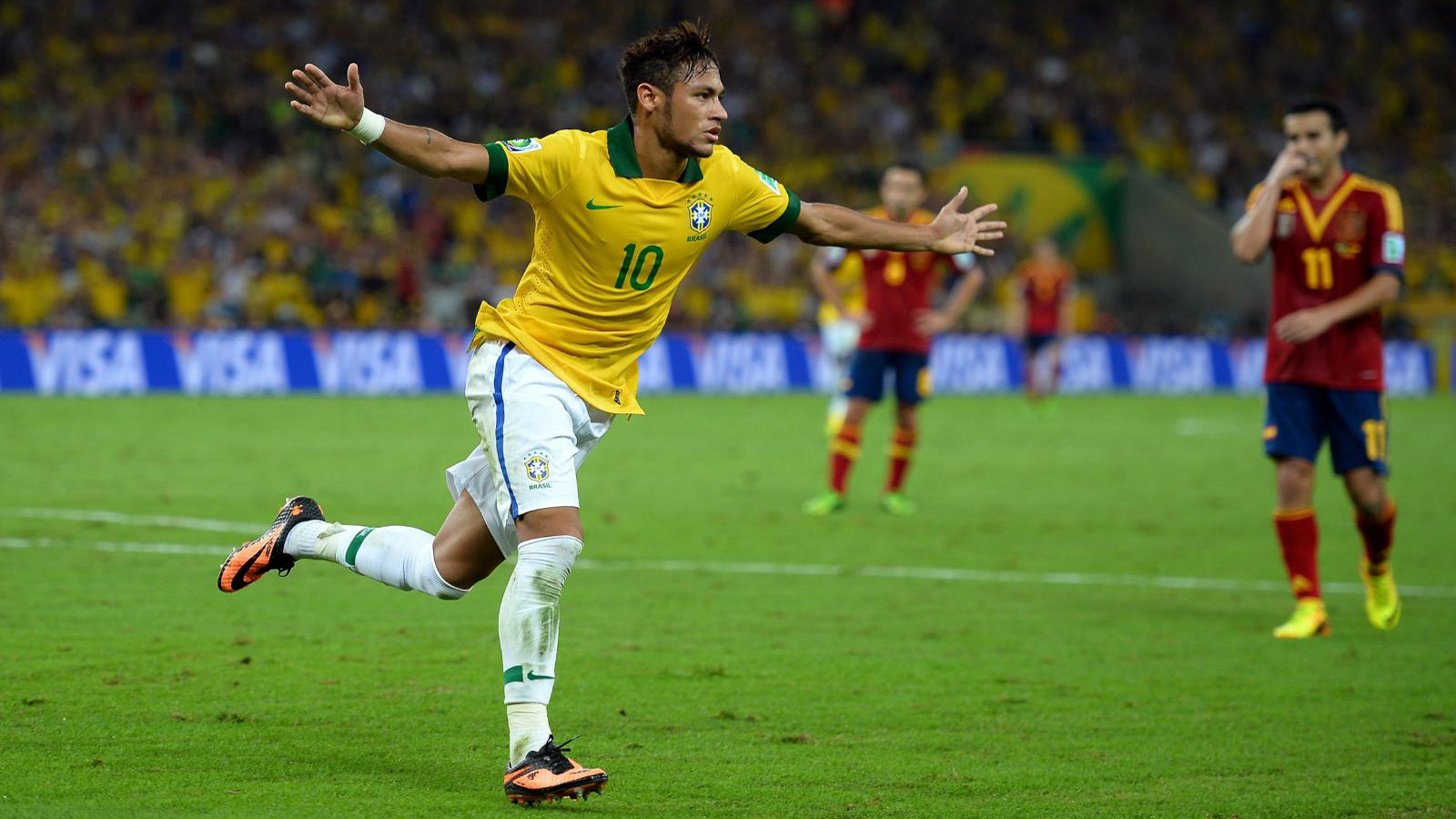 Neymar Jr Football Soccer Player Free Hd Celebrity Goals Mobile Desktop Bakground Download Wallpapers