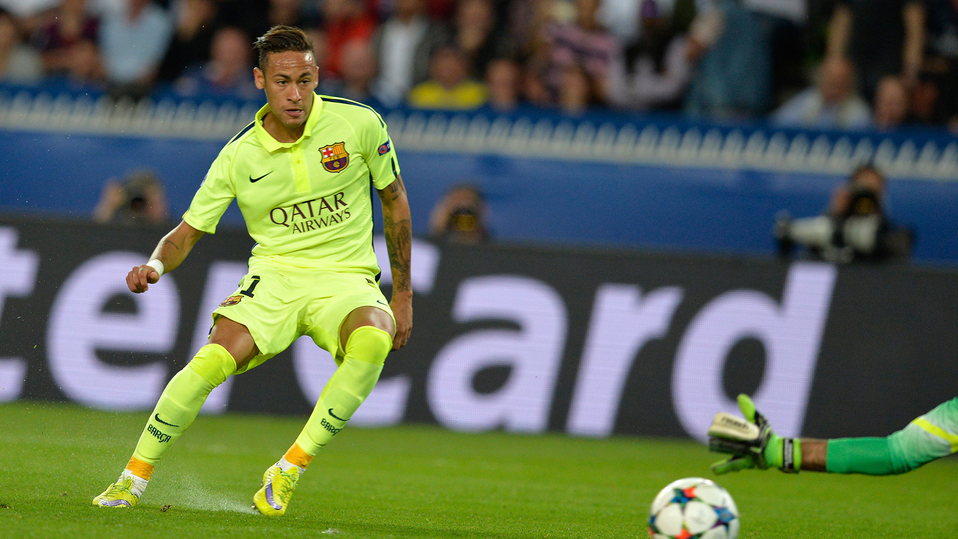 Neymar Paris Saint Germain Barcelona Champions League Hd Mobile Download Images