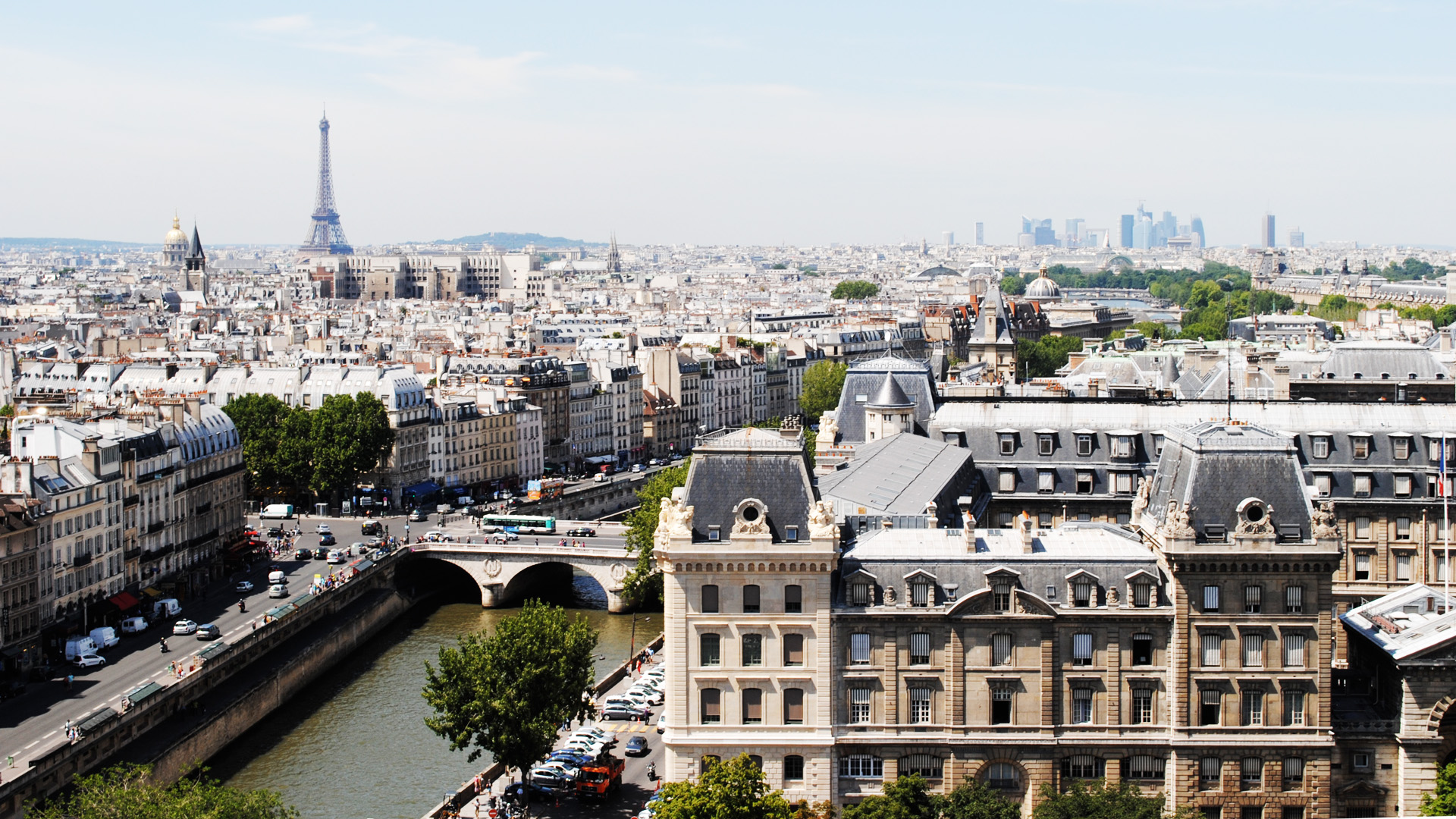 Latest Tourist City France Paris Hd Desktop Photos