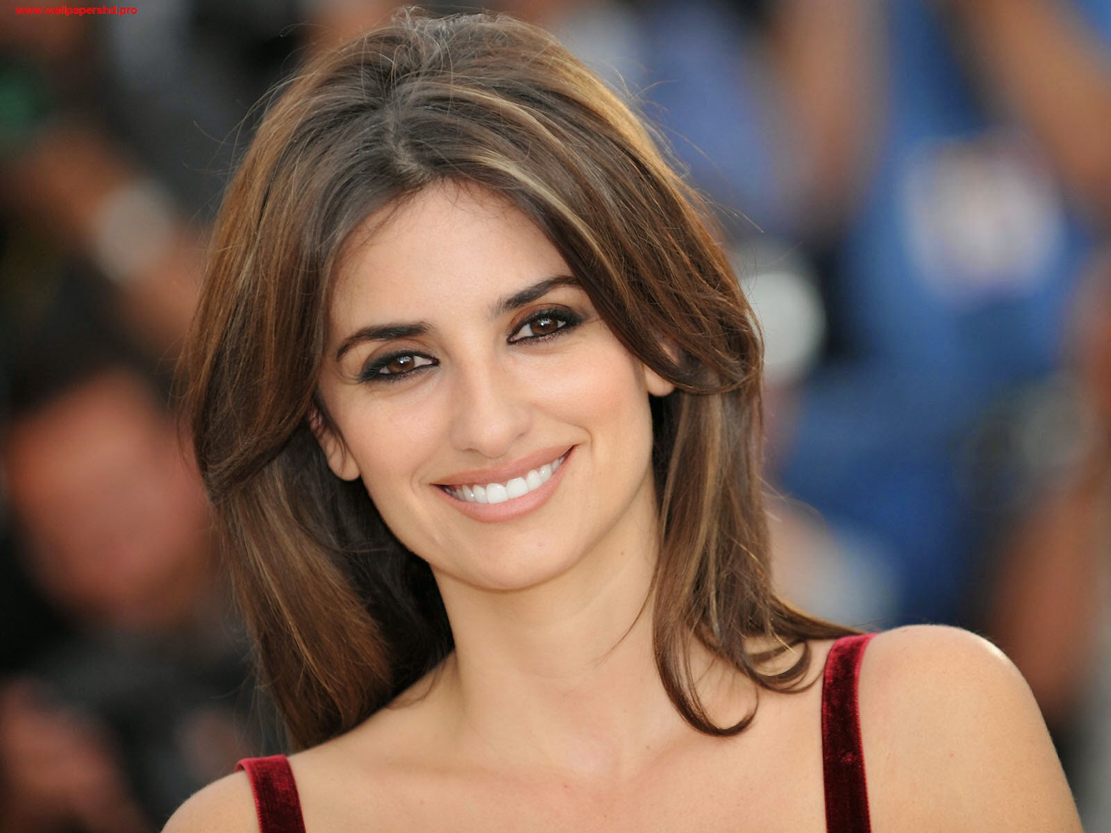 Beautiful Penelope Cruz High Resolution Wallpaper