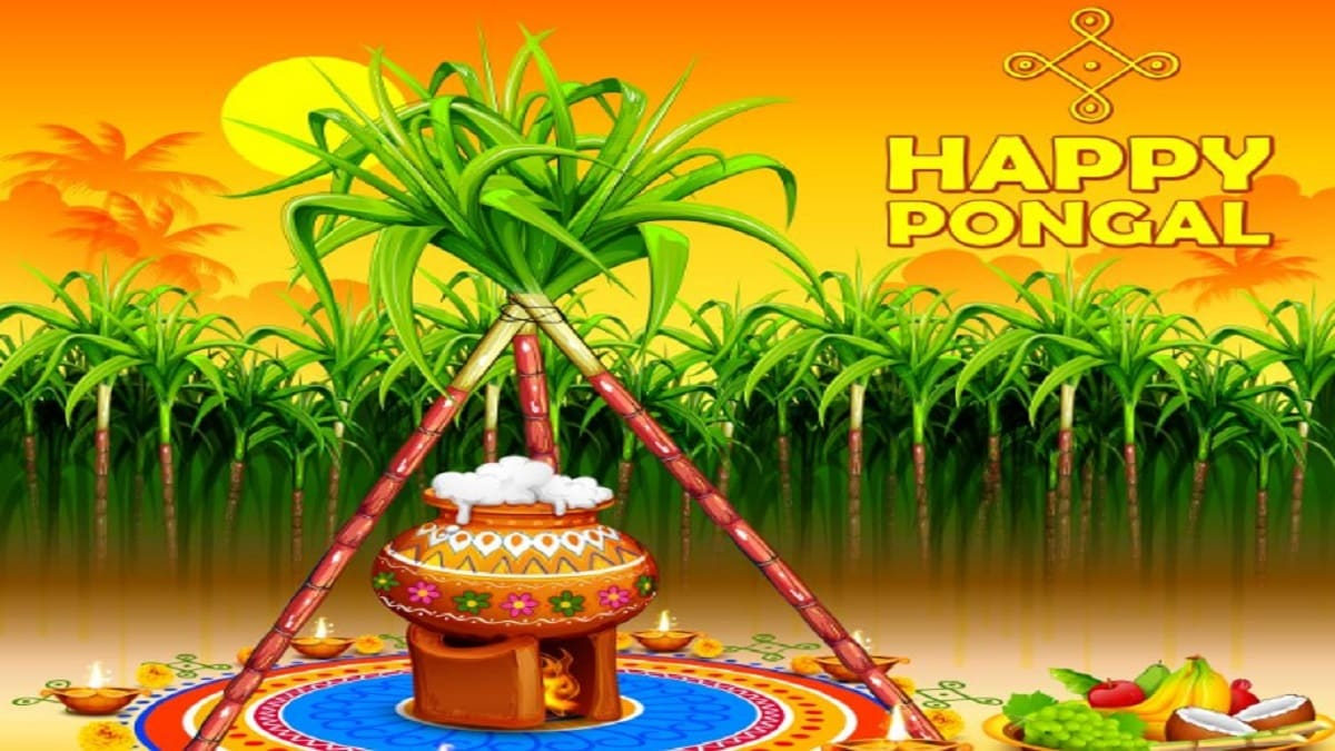 happy pongal with karumbu hd greetings wishes for friends free pics