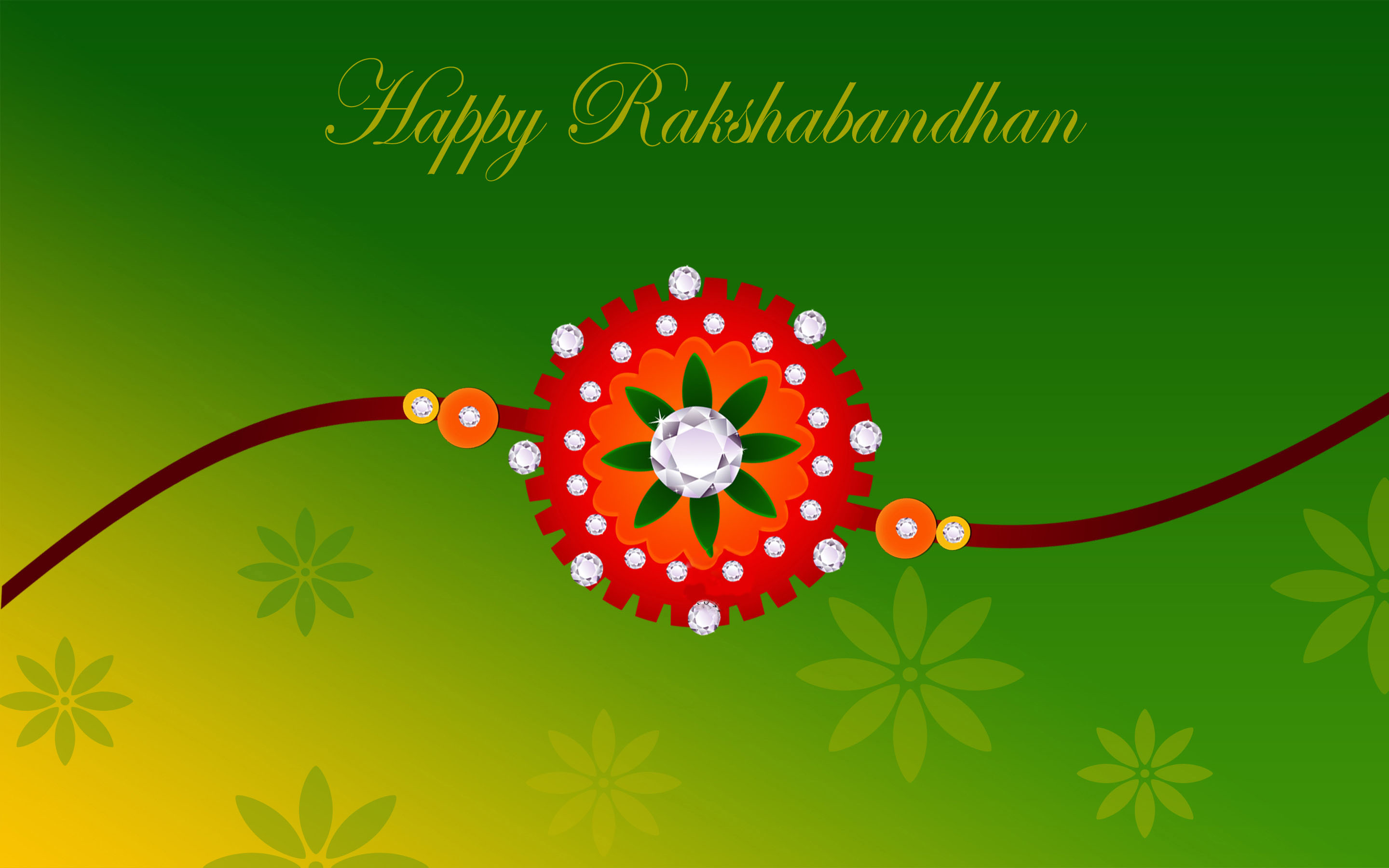 awesome happy raksha bandhan rakhi image free