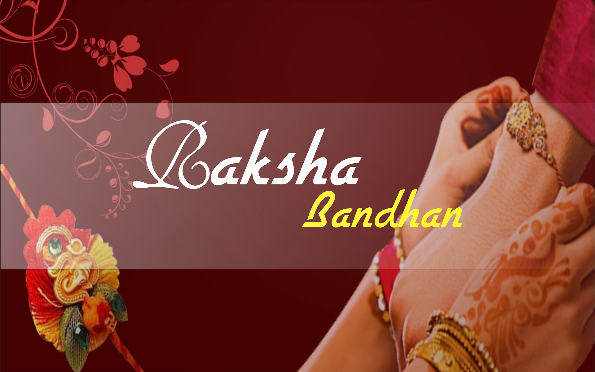 happy raksha bandhan widescreen hd whatapp wishes
