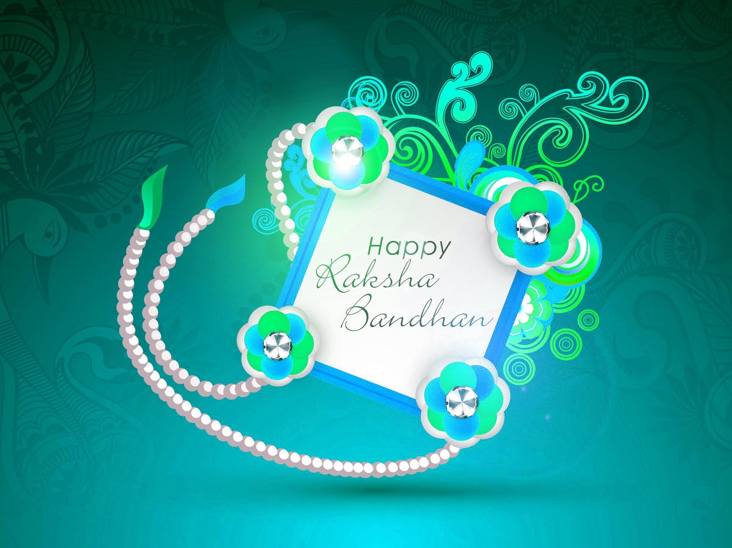 raksha bandhan happy wishes new hd image download
