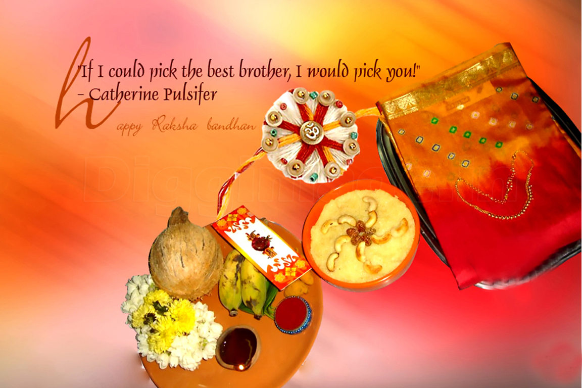 whtapp wishes raksha bandhan greeting post free download