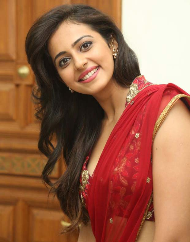 beautiful south actress rakul preet singh