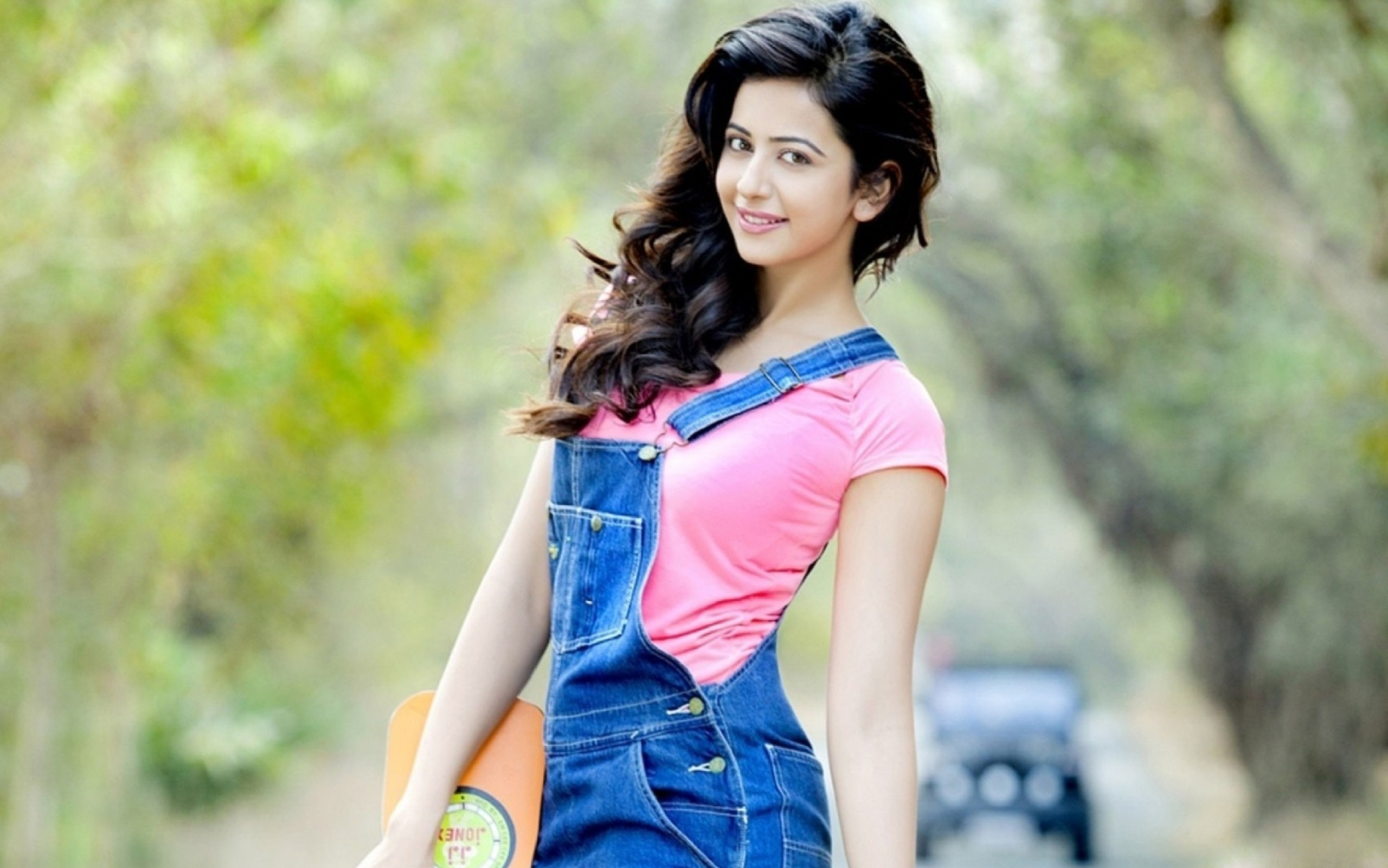 amazing rakul preet singh smile look free desktop mobile background hd images