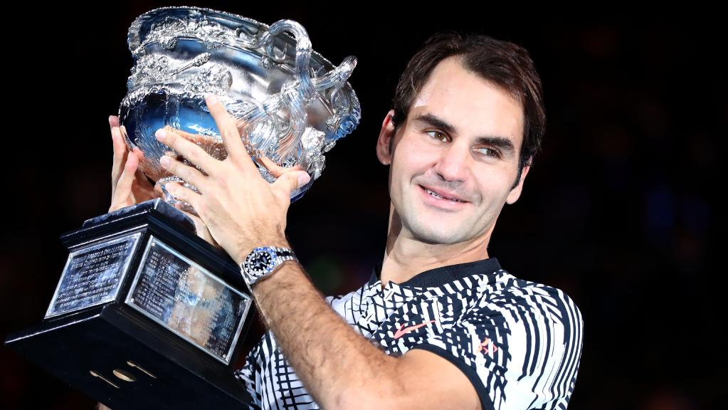 beautiiful roger federer smile face with cup photos desktop mobile background free hd