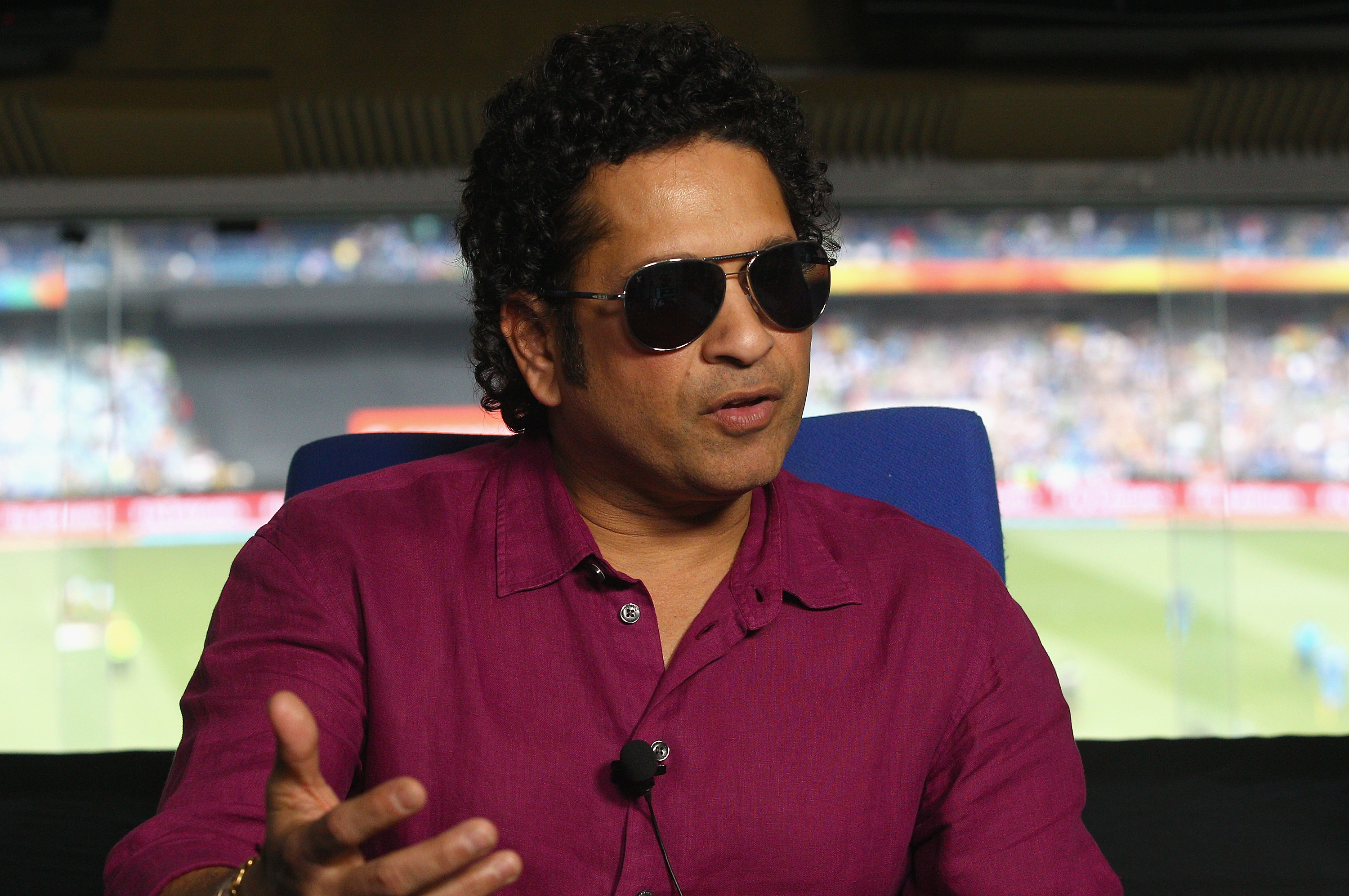 Lovely Sachin Tendulkar Nice Speaking With Press Conference Still Background Free Hd Mobile Download Photo