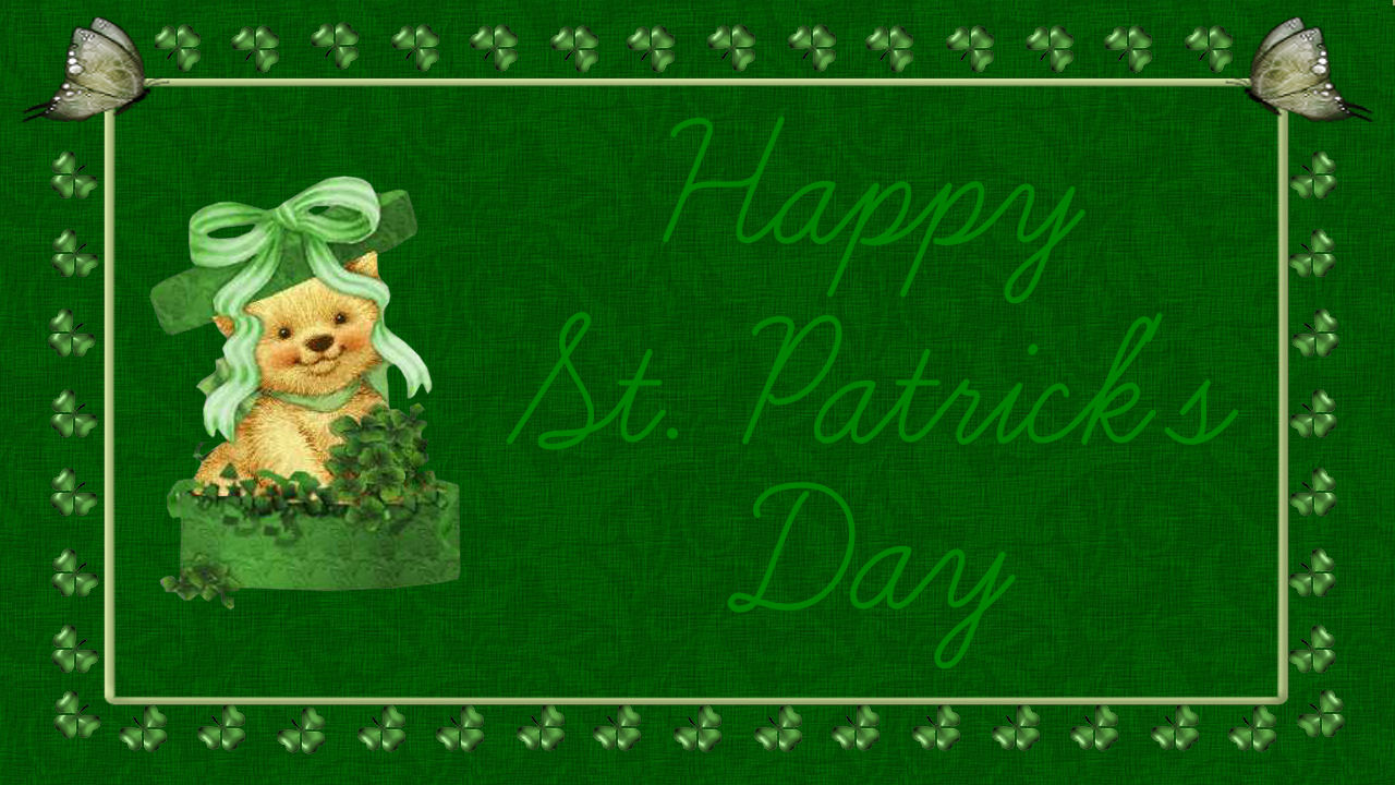 saint patrics day wallpapers free download