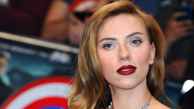 download scarlett johansson stunning still background hd free mobile images