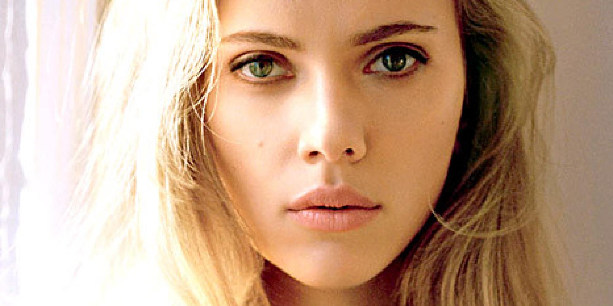 Hot Scarlett Johansson Wallpaper Hd
