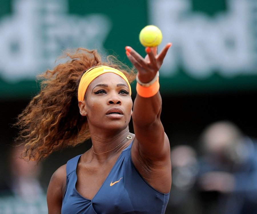 serena williams putting service free mobile download hd wallpaper