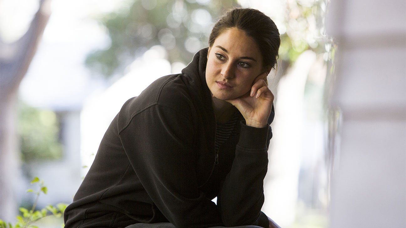 exclusive shailene woodley photo for pc