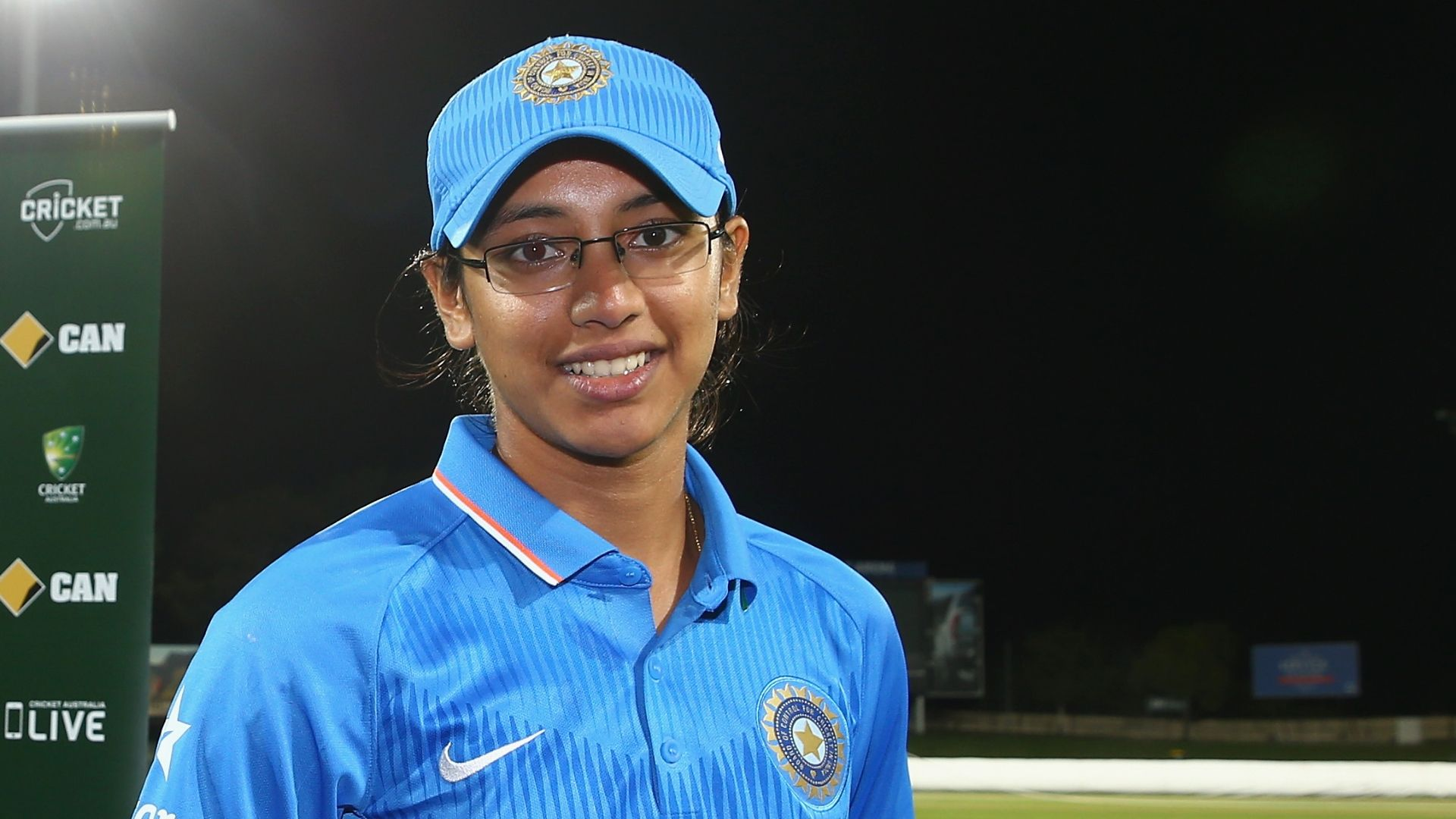 Cute Smriti Mandhana Free Hd Mobile Background Wallpapers