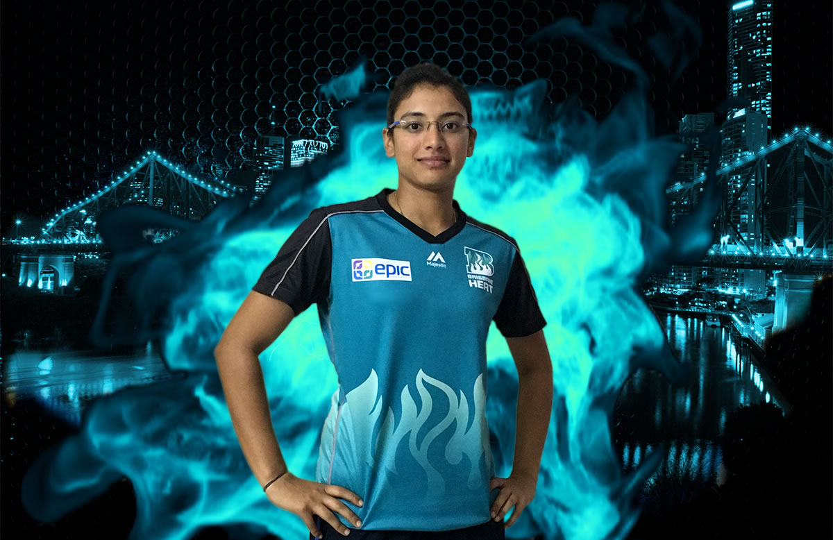 desktop smriti mandhana free hd mobile background pictures