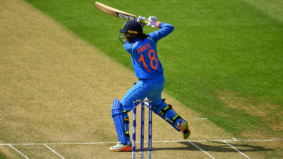 Smriti Mandhana Off Side Short Hd Mobile Desktop Background Images