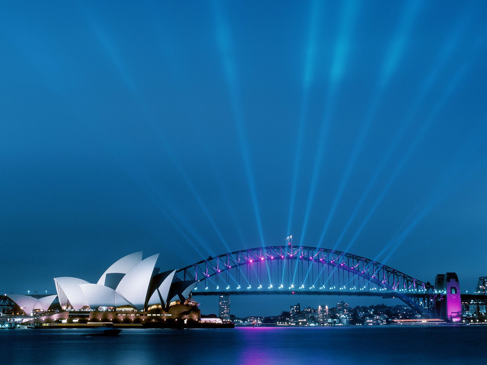 australia sydney opera house harbour bridge wallpapers beautiful desktop backgrounds facebook cover photos download