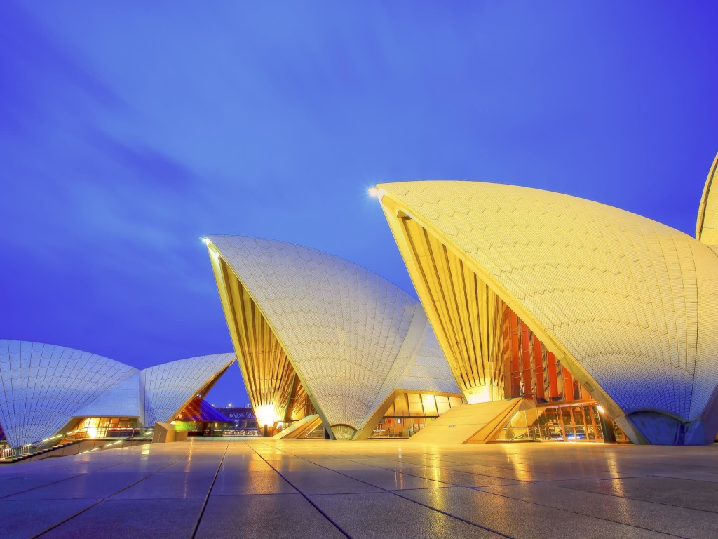 gorgeous sydney opera house amazing background architecture australia harbour laptop pcictures wallpaper download