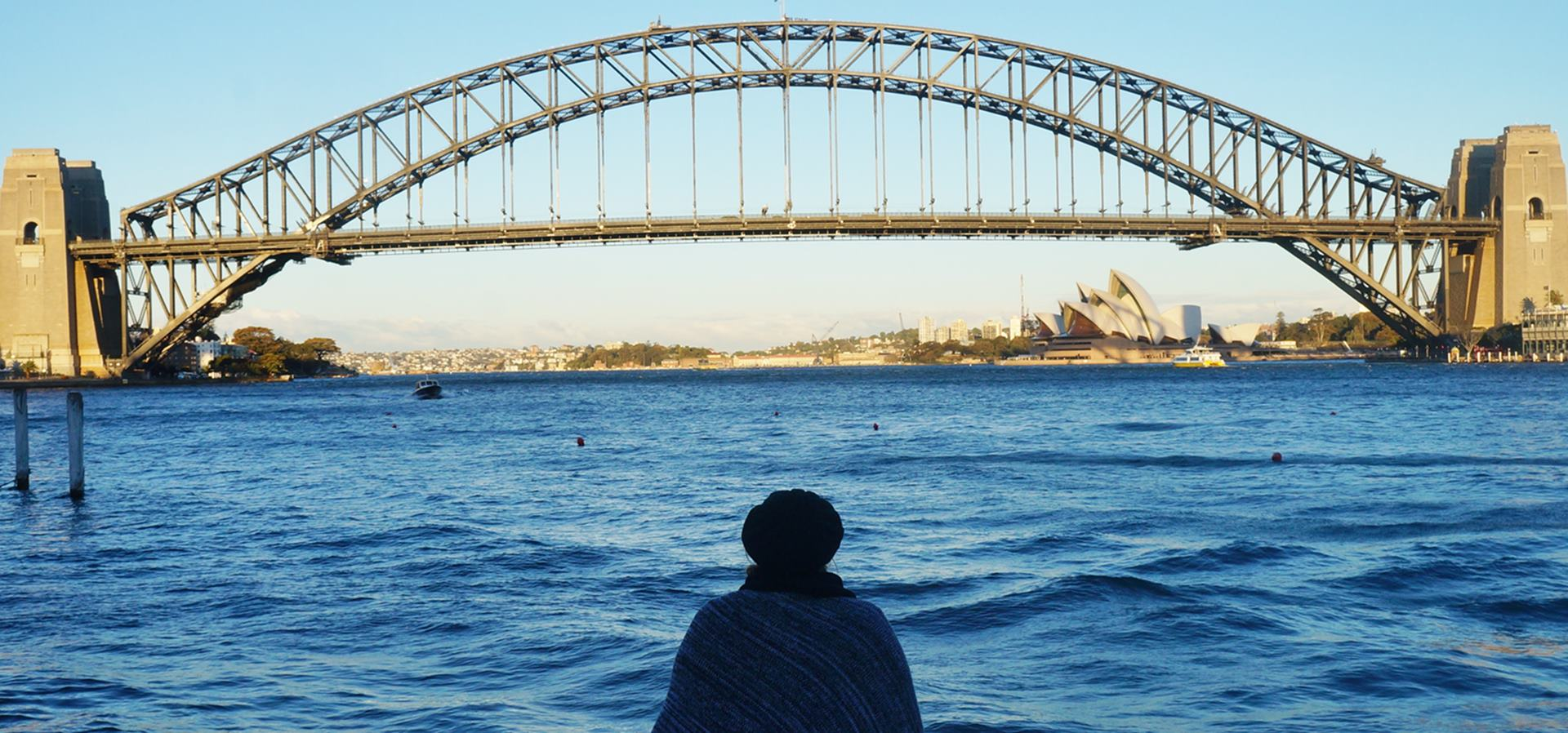sydney harbour bridge free high definition lovely pics facebook cover page wallpaper download