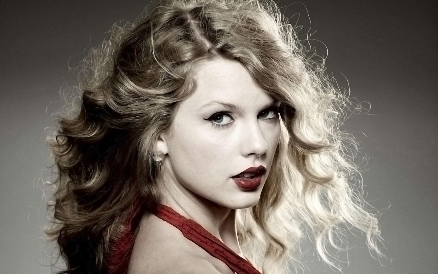 wonderful taylor swift beautiful face side look hd background laptop desktop pictures free
