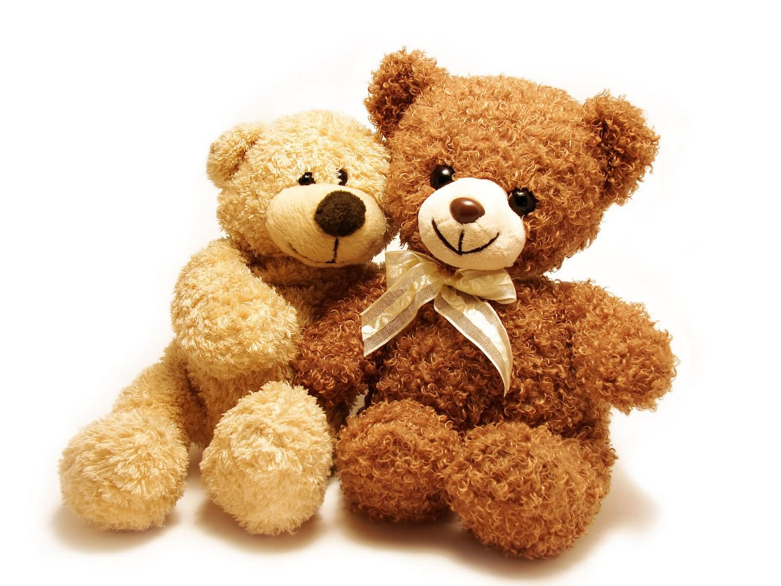 Cute Teddy Bear Wallpaper
