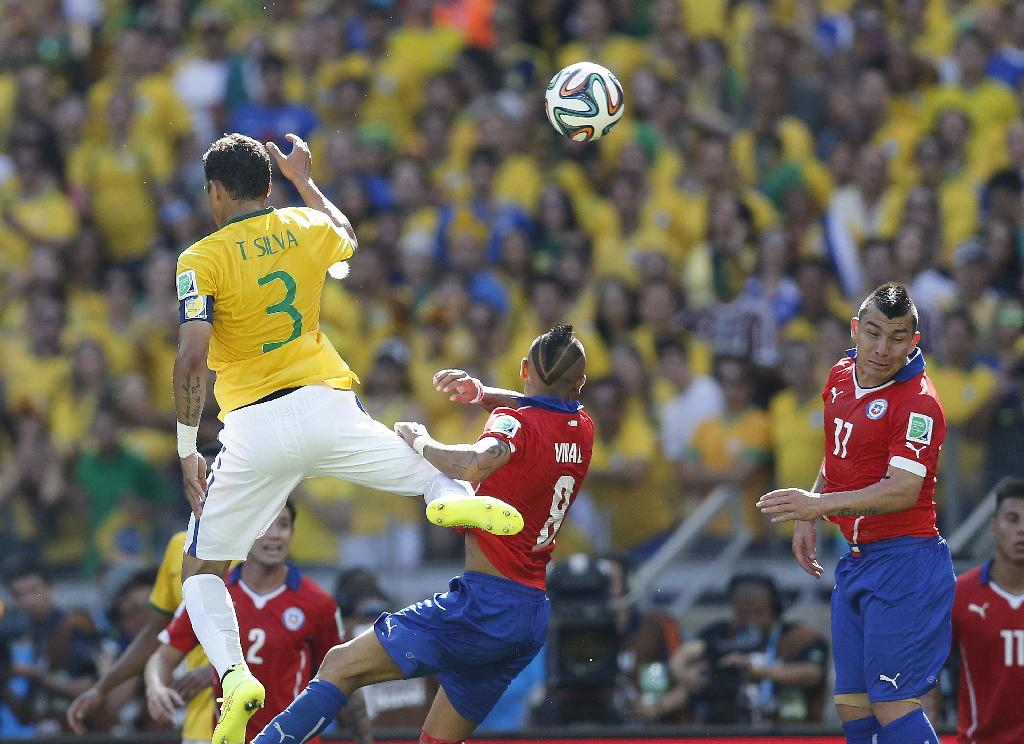 download thiago silva football soccer player air in ball mobile desktop background hd free photos