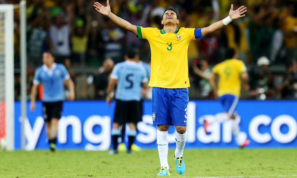 thiago silva football soccer player happy moments hd mobile desktop background wallpaper images