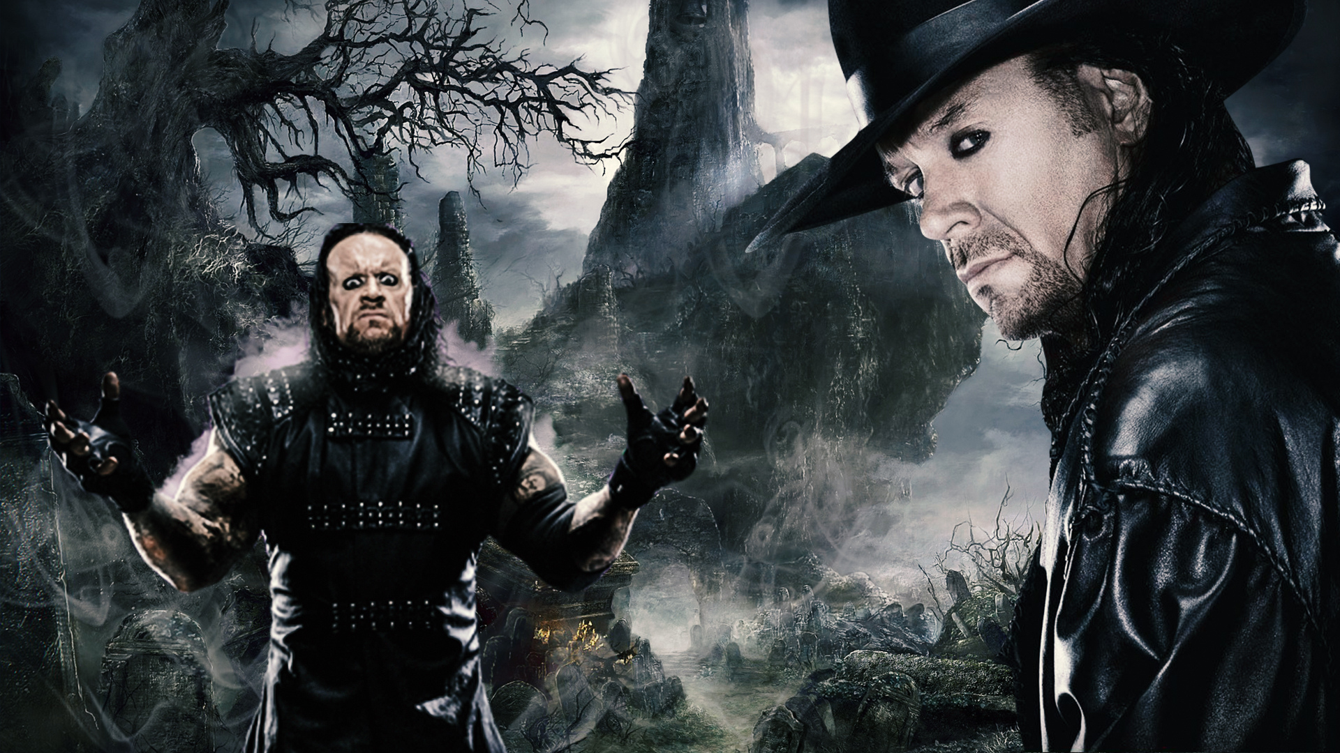 Download Fantasict Undertaker Mobile Hd Background Wallpapers Free