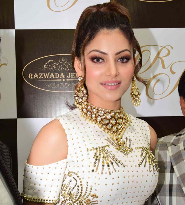 actress urvashi rautela beautiful still mobile wallpaper free