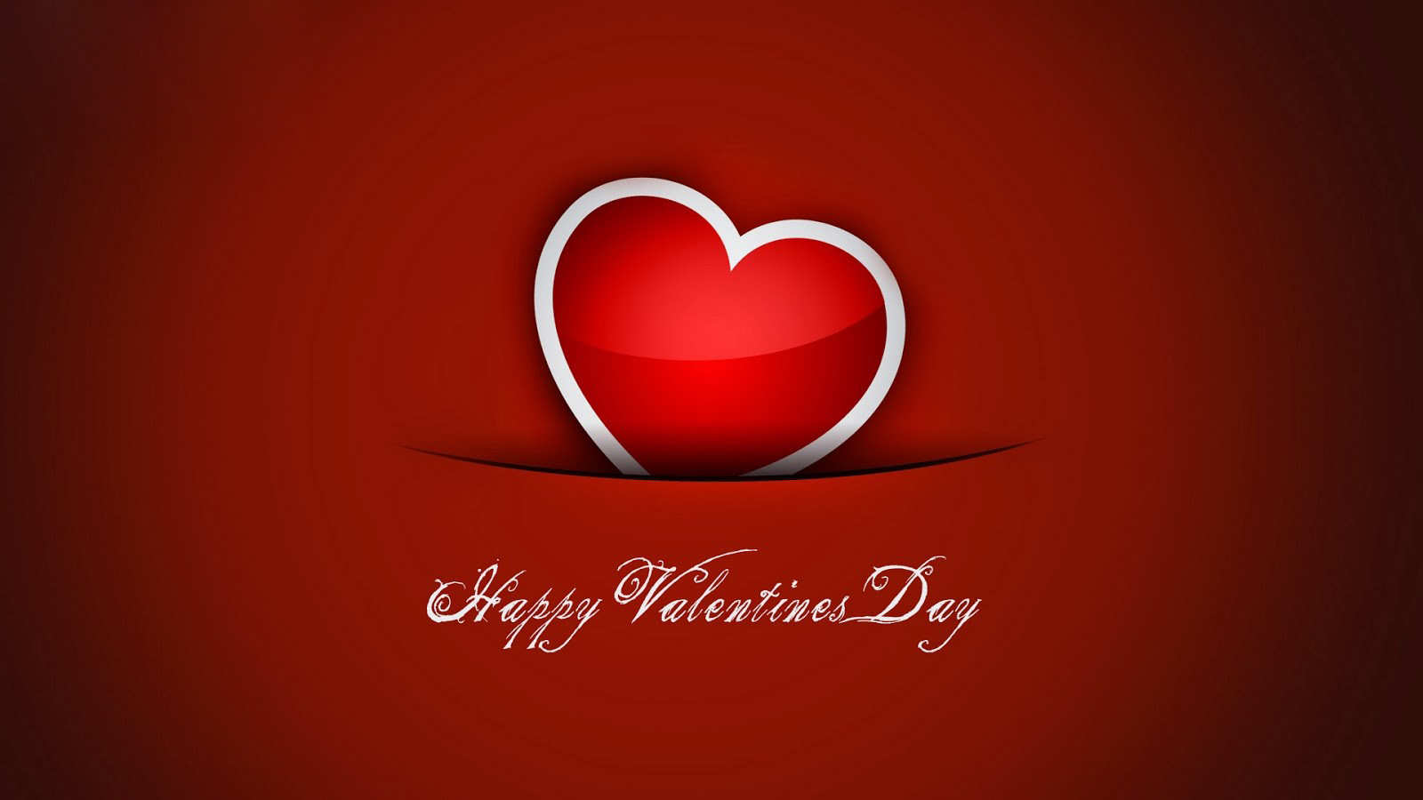 4k new red heart beautiful valentines day lovers day wallpaper