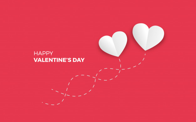 Flying Hearts White Backgrounds Nice Hd Happy Valentines Day Wallpaper