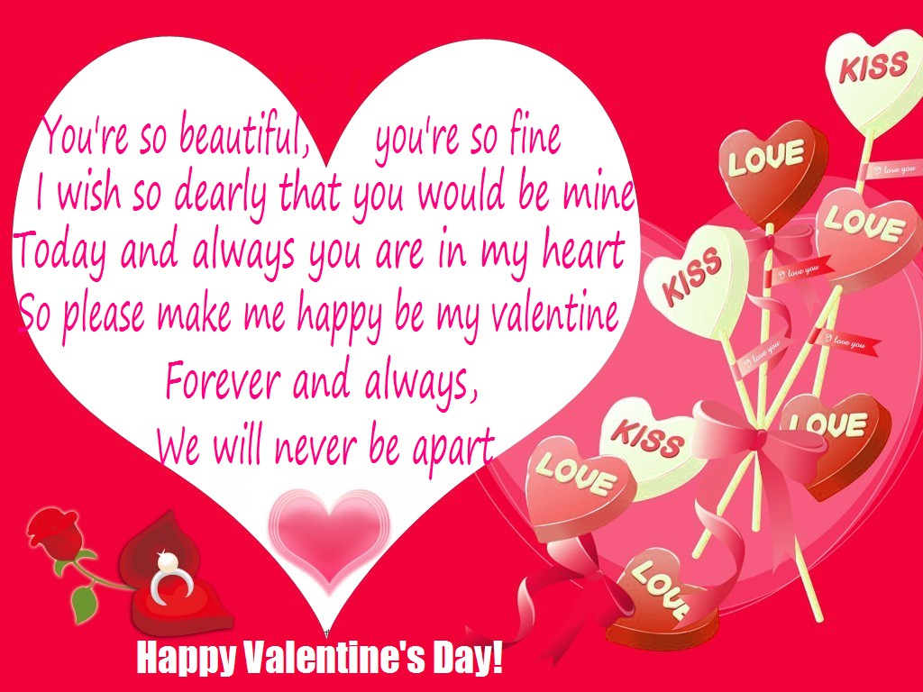 valentines day greeting cards wishes quotes
