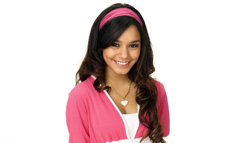 Vanessa Hudgens Mobile Hd Desktop Free Smiling Face Pose Background Photos