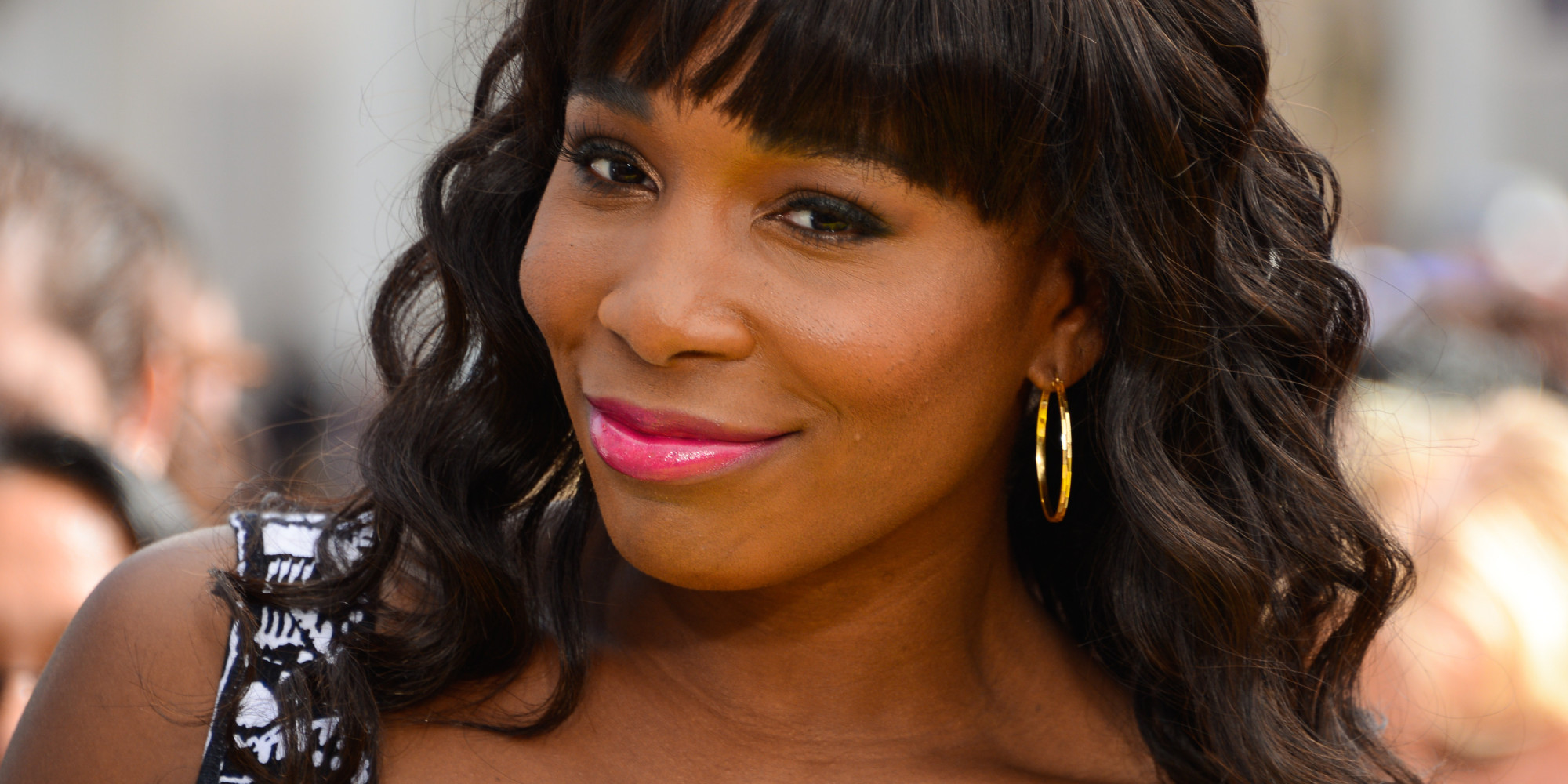 fantastic venus williams beautiful smile look hd desktop backgroud free mobile pictures