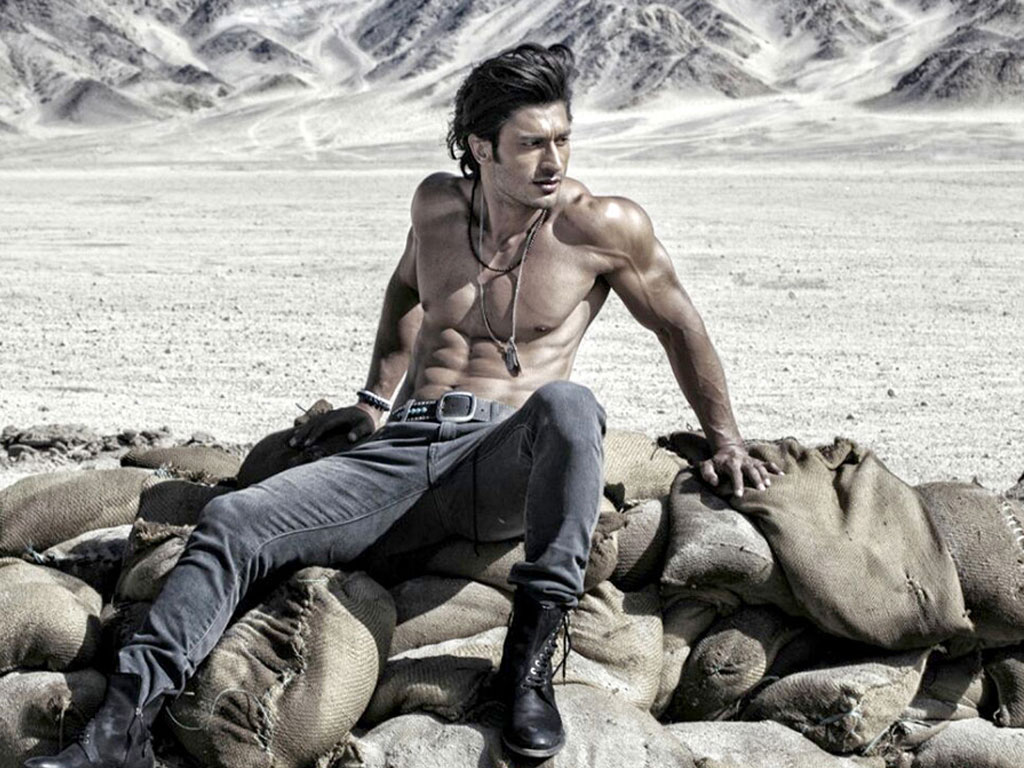 amazing vidyut stylish look free background mobile desktop hd wallpaper
