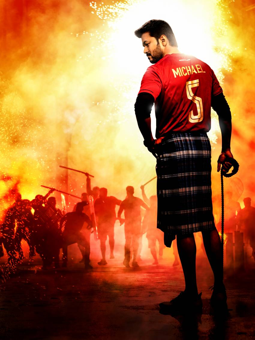 Bigil Vijay 63 Movie Hd Images Free Download