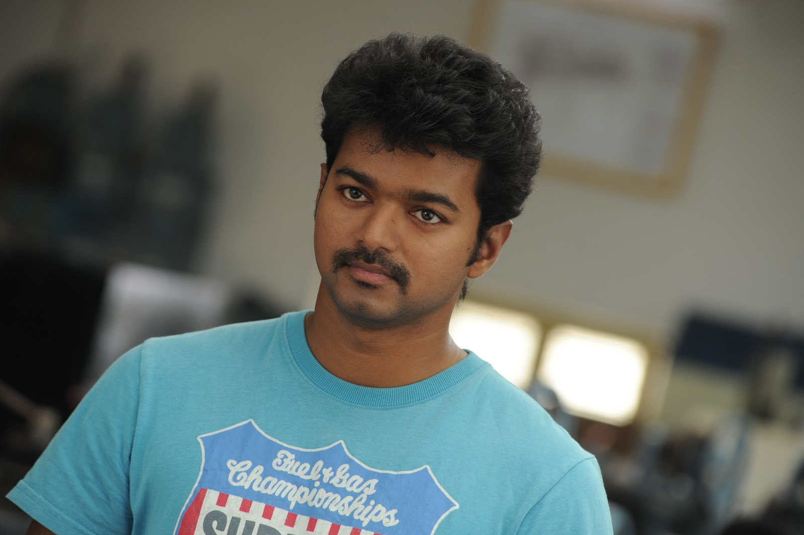 Cute Ilayathalapathi Vijay Face Mobile Desktop Download Wallpapers Hd Free Photos
