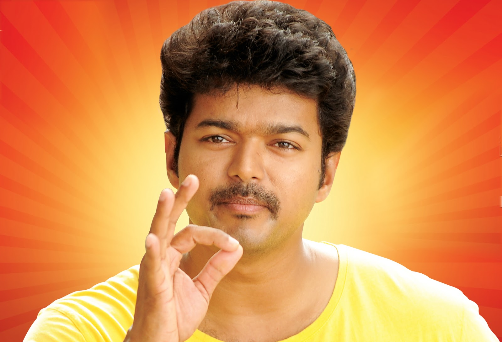 Download Ilayathalapathi Vijay Mobile Desktop Wallpapers Pics