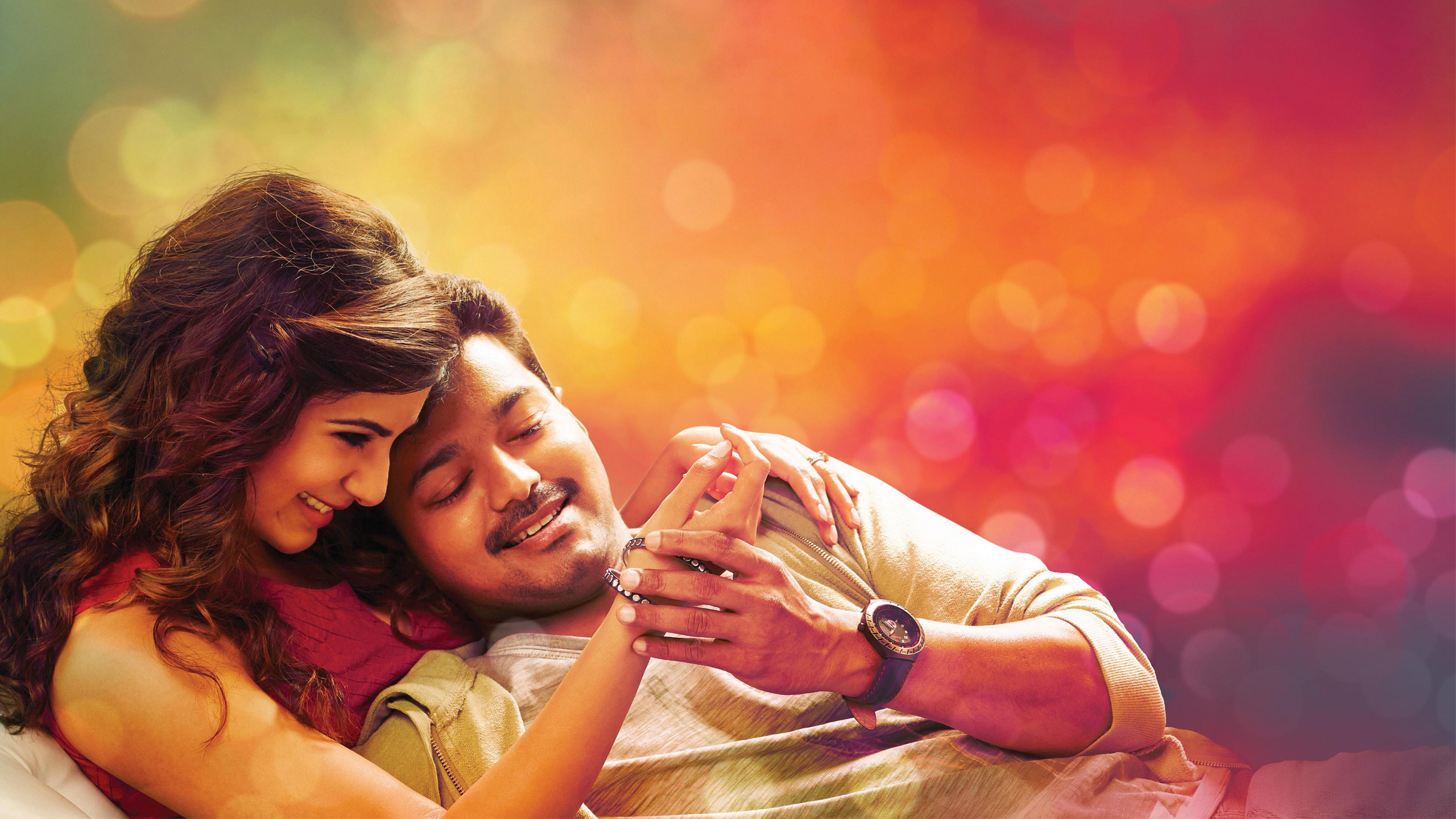 ilayathalapathi vijay with samantha mobile desktop download hd photos