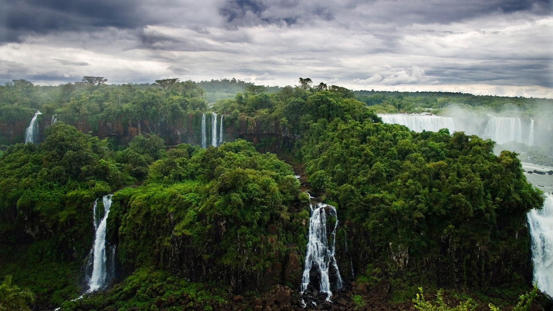 awesome nature victoria waterfall zimbavai wallpaper pictures free