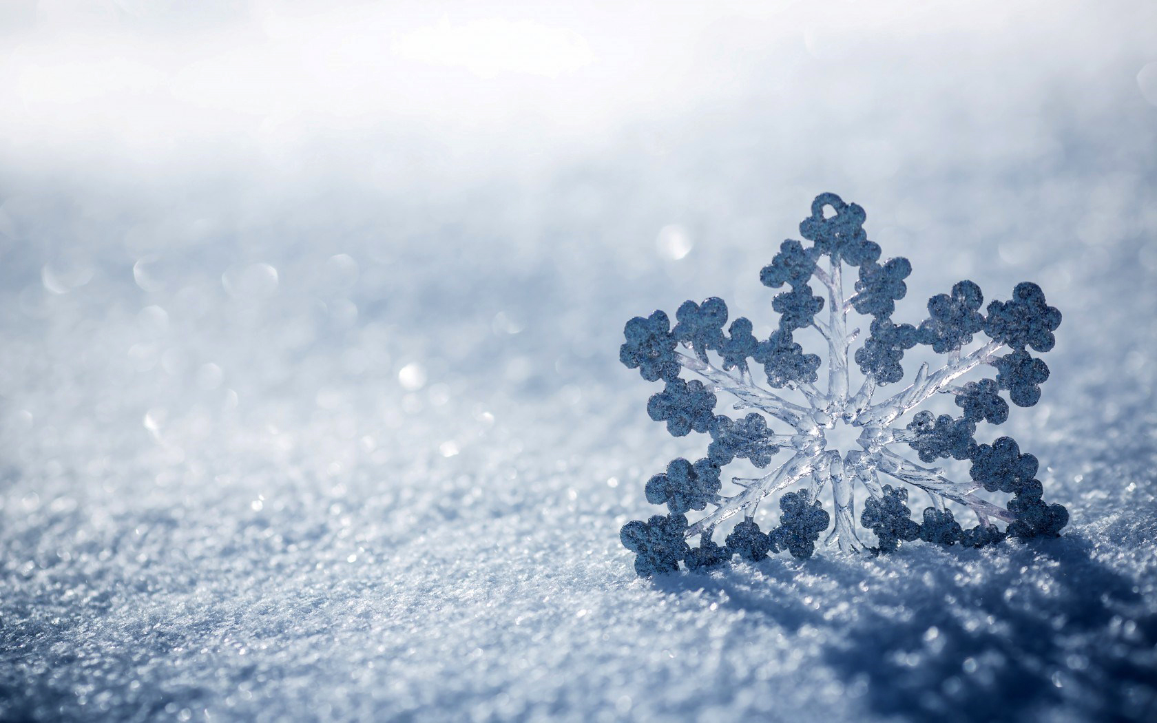 Best Pic Of Snowflake Ice Snow Winter Wallpaper