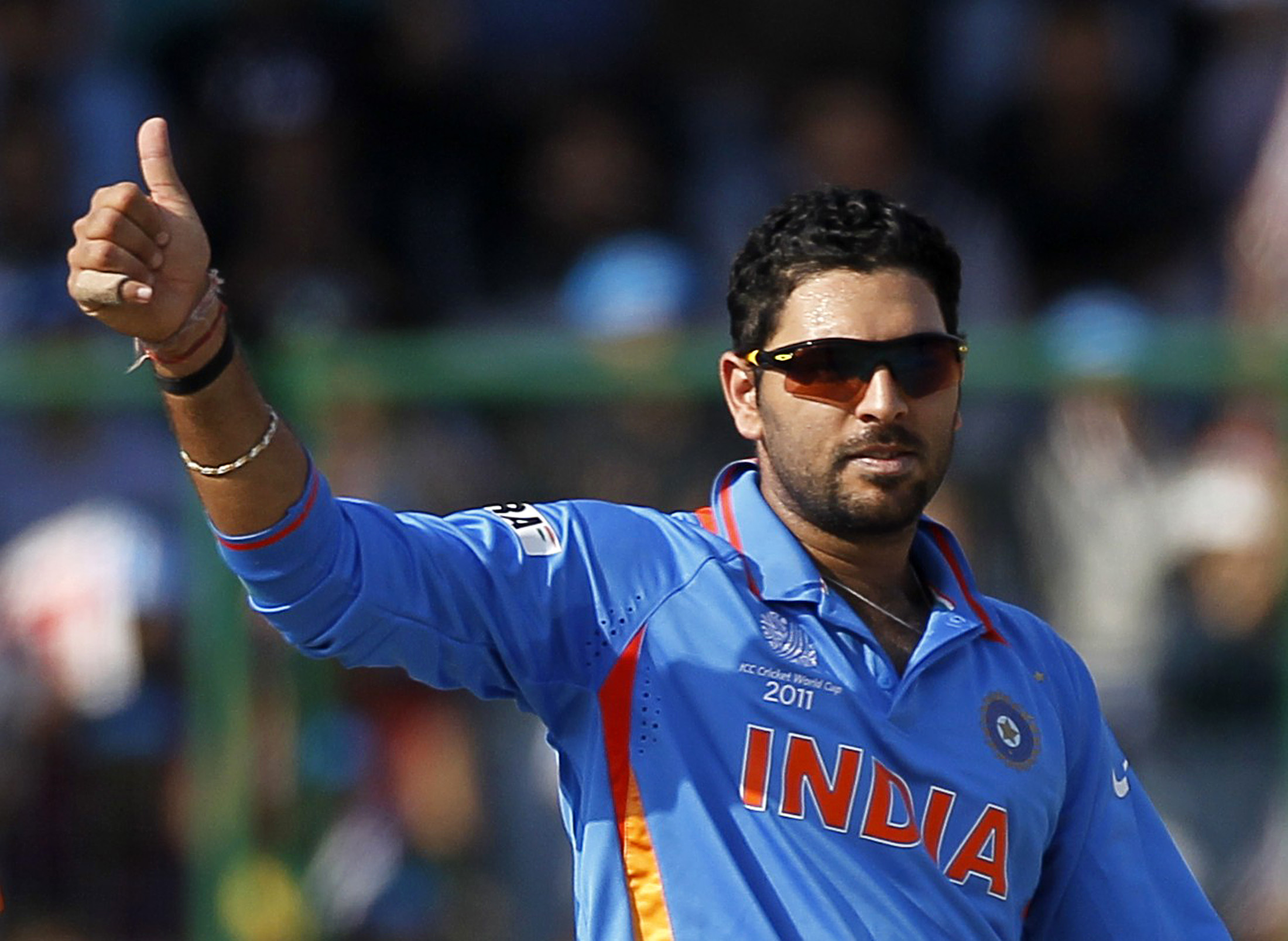 Yuvraj Singh Winning Moment Hd Wallpapers