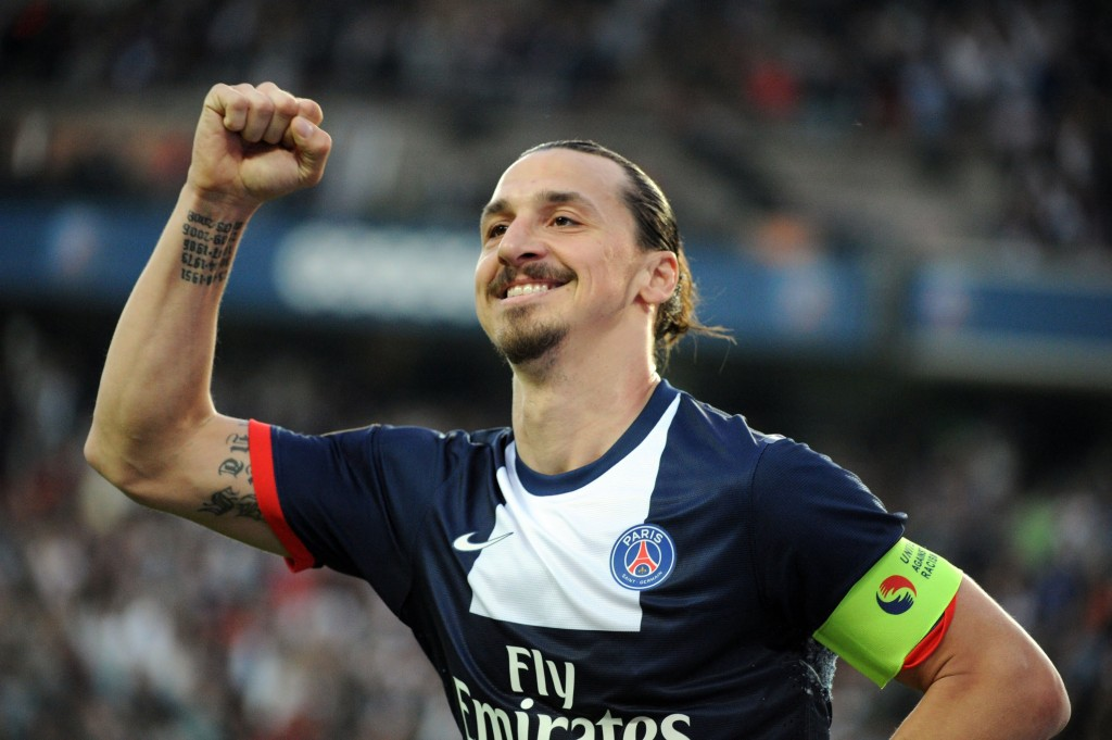 Free Zlatan Ibrahimovic Enjoying Goal Download Mobile Images Hd